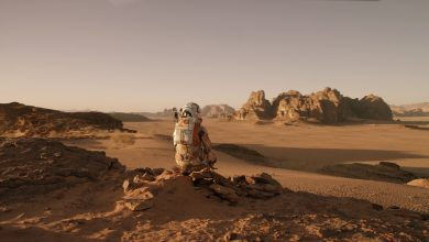 """The Martian"" Ponders Humour and Existentialism"