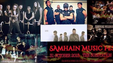 WIN: Samhain Music Festival Welds Asian Metal This Halloween