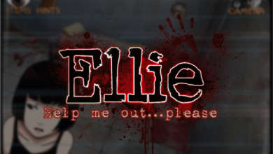 """Ellie – Help me out... Please"" is a Whole New Escape Room"