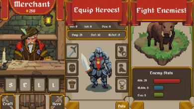 """Merchant"" Offers A New Type Of (For-Profit) Hero"