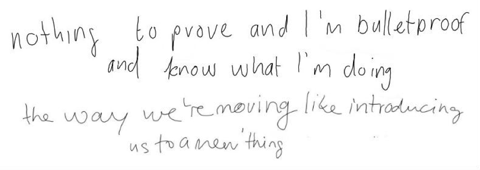 handwriting-ai-ariana-grande