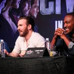 "#TeamCap: Chris Evans, Anthony Mackie And More Bring The ""Civil War"" To Singapore"