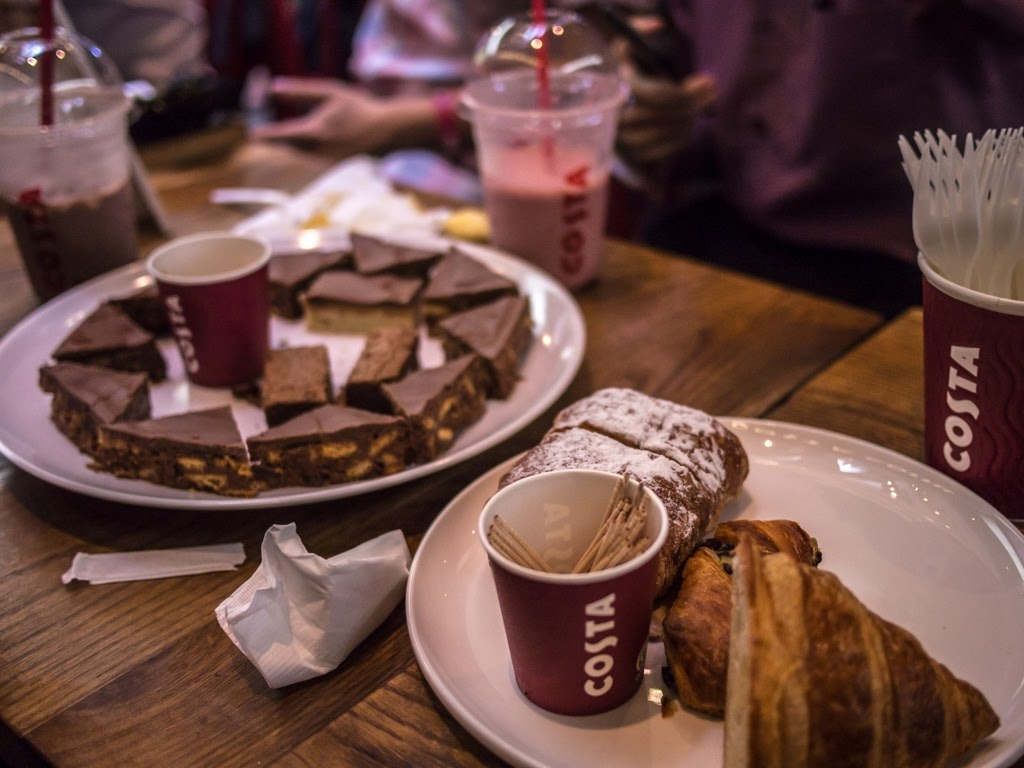Costa Coffee with Shakespeare: The Bardrista Strikes Back
