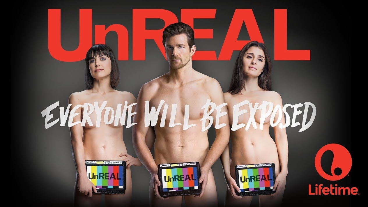 UnREAL Promotional Poster