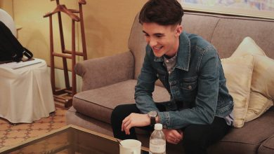 "Greyson Chance On His Rebranding, The Story Behind ""Afterlife"", and the US Election"