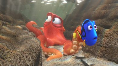 Finding Dory: An Unforgettable Tale of A Forgetful Fish
