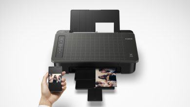 Mobile Printing For Digital Natives: Canon PIXMA TS307