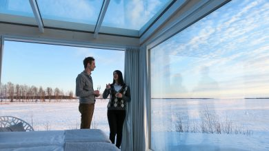 "Introducing World Luxury Hotel 2017's Winner: ""Seaside Glass Villas"" In The Finnish Sea Lapland"
