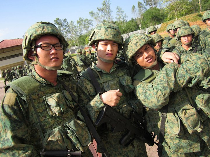 Fall In, Recruits: Your Guide to Surviving in Pulau Tekong 2018