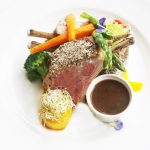 Lawry's Truffle Rosemary Lamb Rack