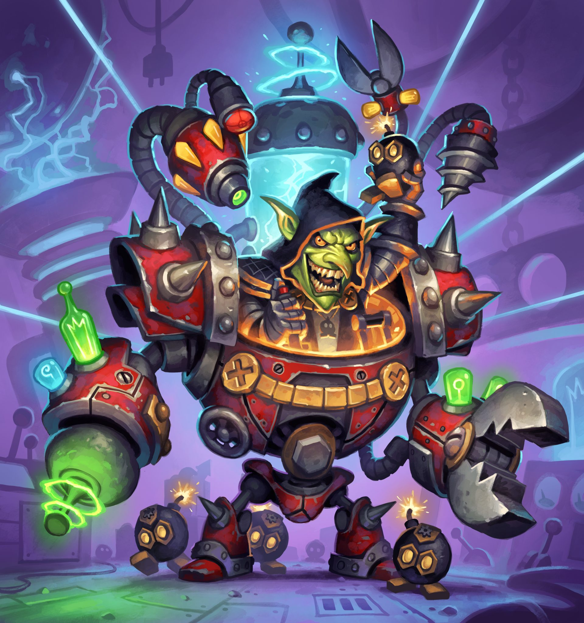 Boomsday Project: Dr Boom, Mad Genius