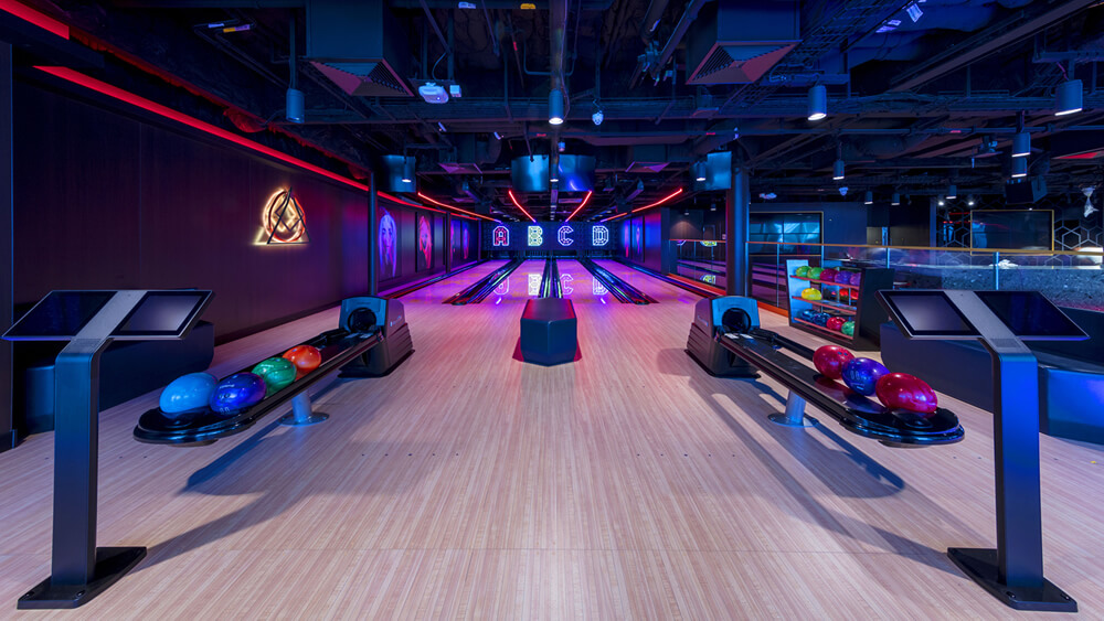 ITS 2018: Bowling Alley