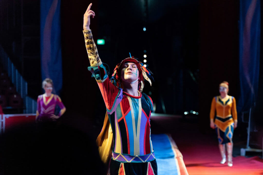 The Great Moscow Circus: Clown