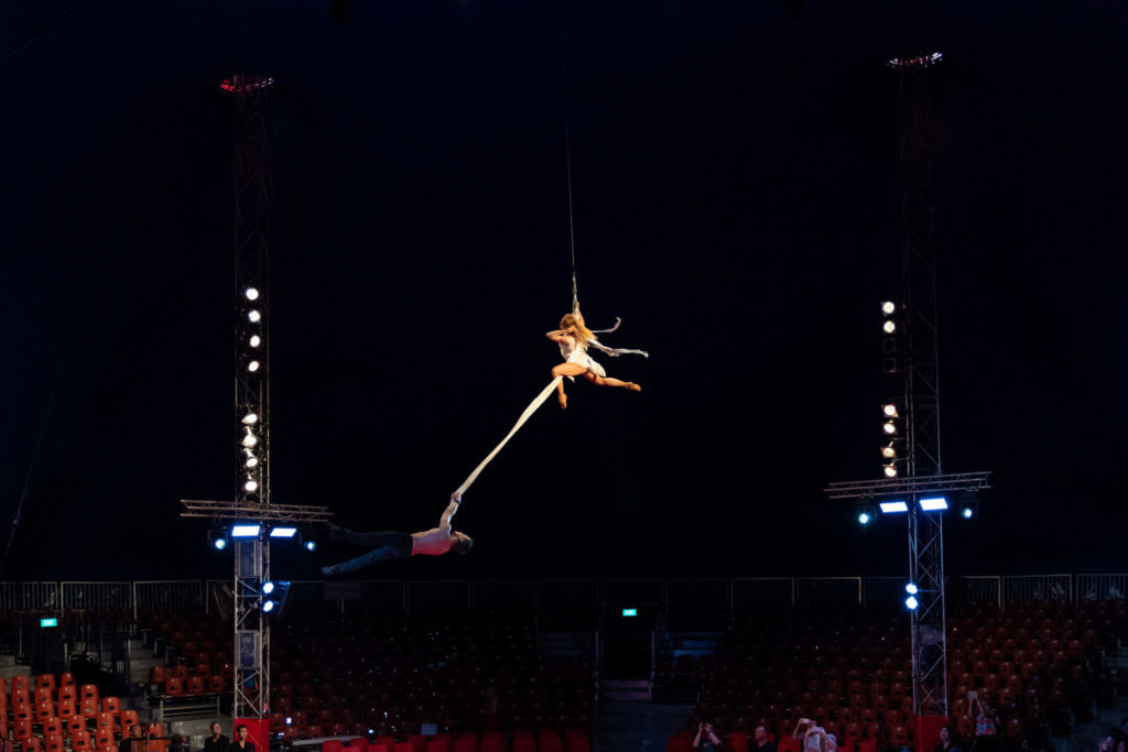 The Great Moscow Circus: Katerina and Andel
