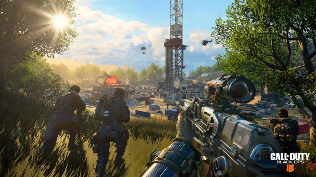 Black Ops 4: Gameplay