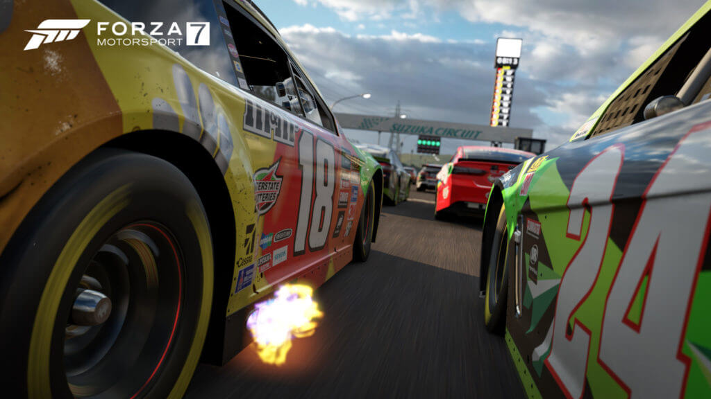 Forza Motorsport 7: Preview Neck And Neck