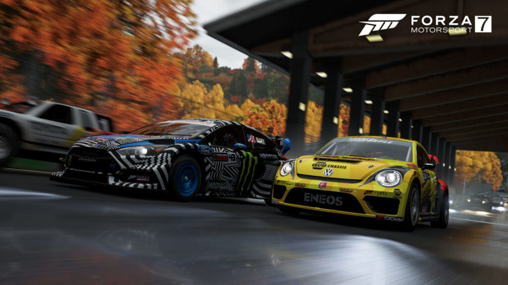 Forza Motorsport 7: Reviews Neck and Neck
