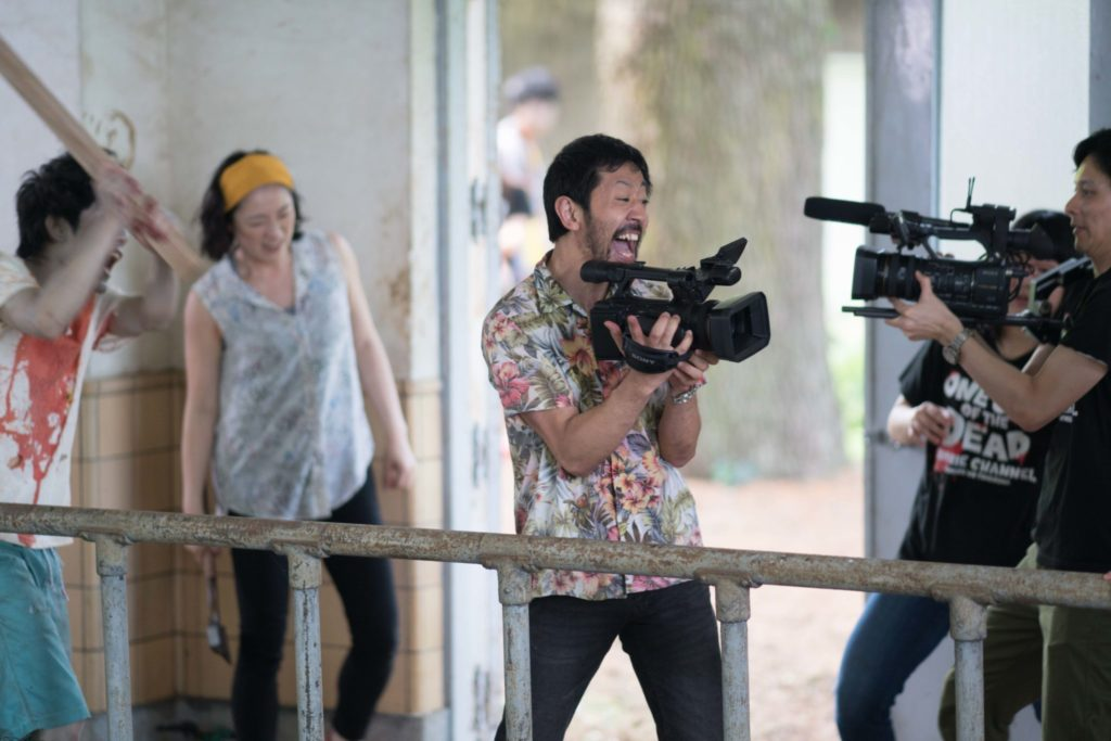 One Cut of the Dead - Director's Scene