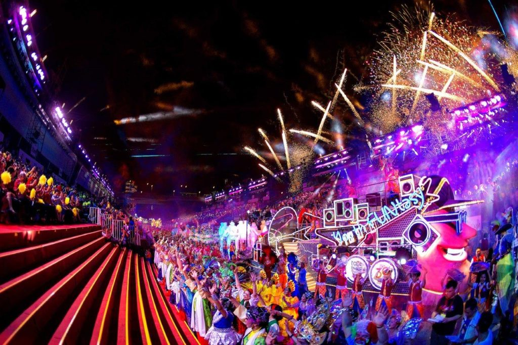 Chingay 2019 - feature pic and parade finale