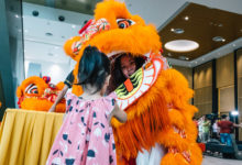 CNY Family Fun: Lion Dance