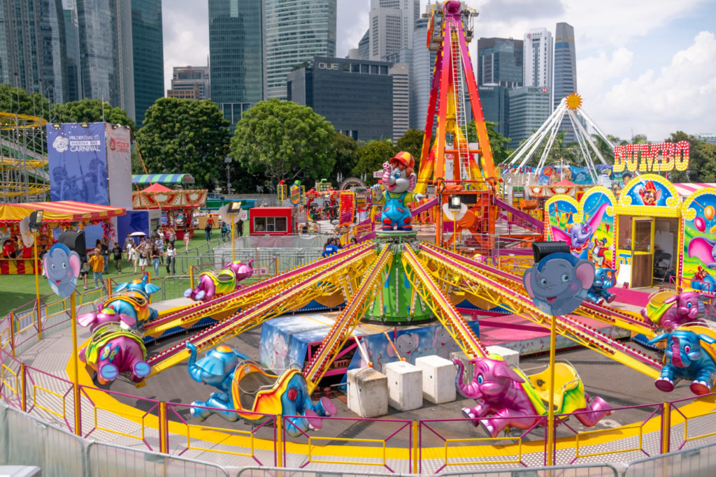 Prudential Marina Bay Carnival: Overview