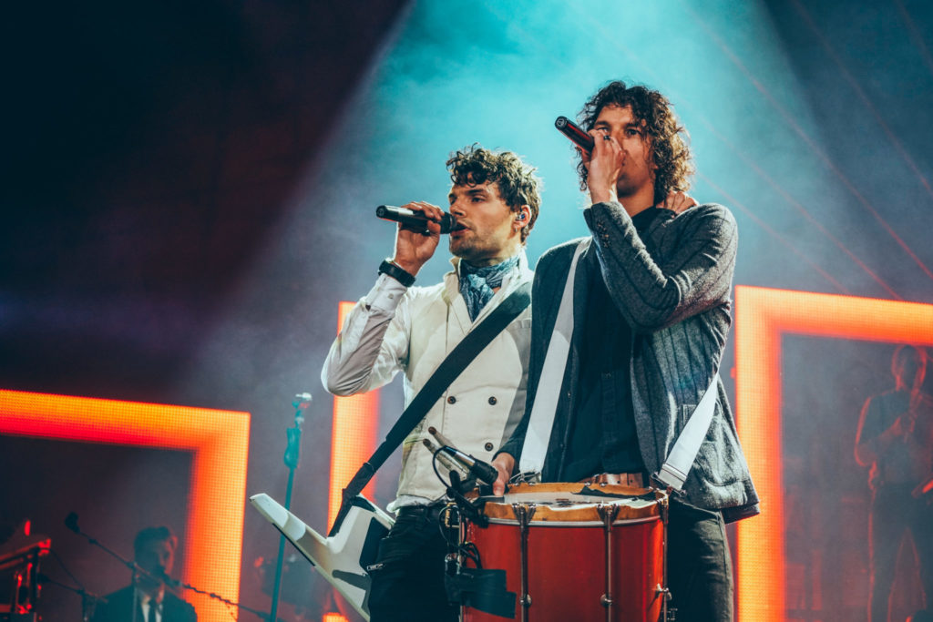 for King & Country: Cape G edits