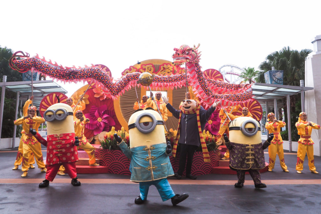 CNY Guide 2019: Fortune Gathers Minions