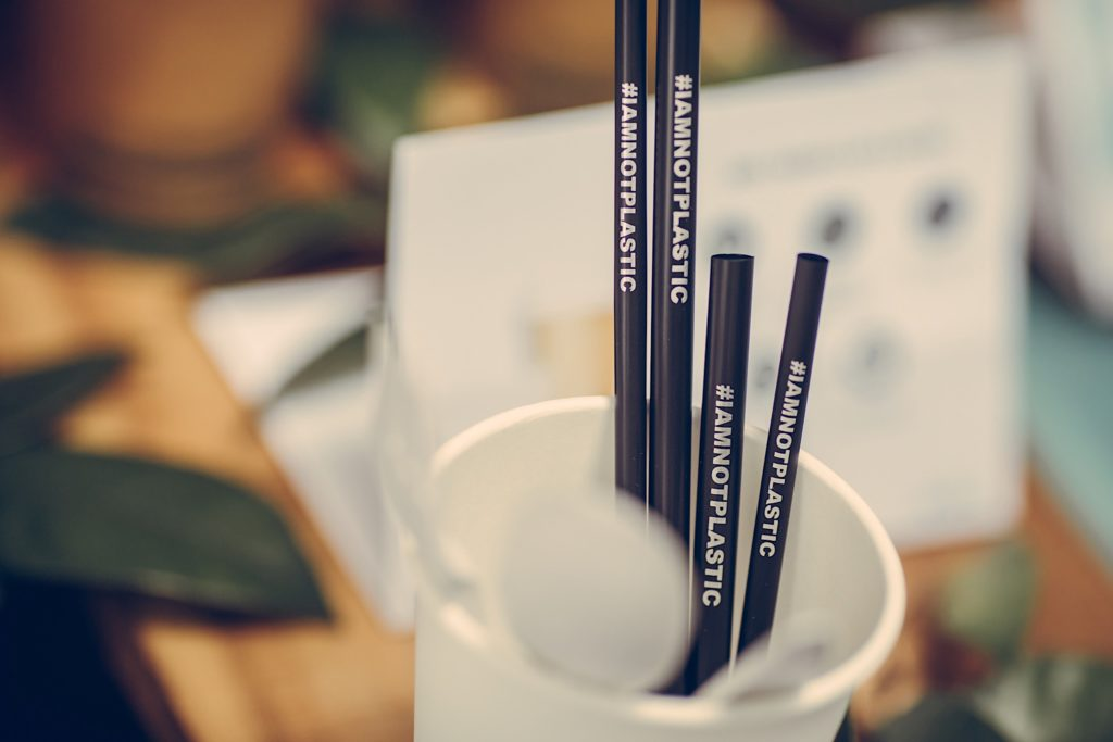 Garden Beats Festival - Eco-friendly Straws