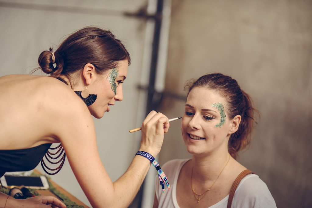 Garden Beats Festival - Face Painting