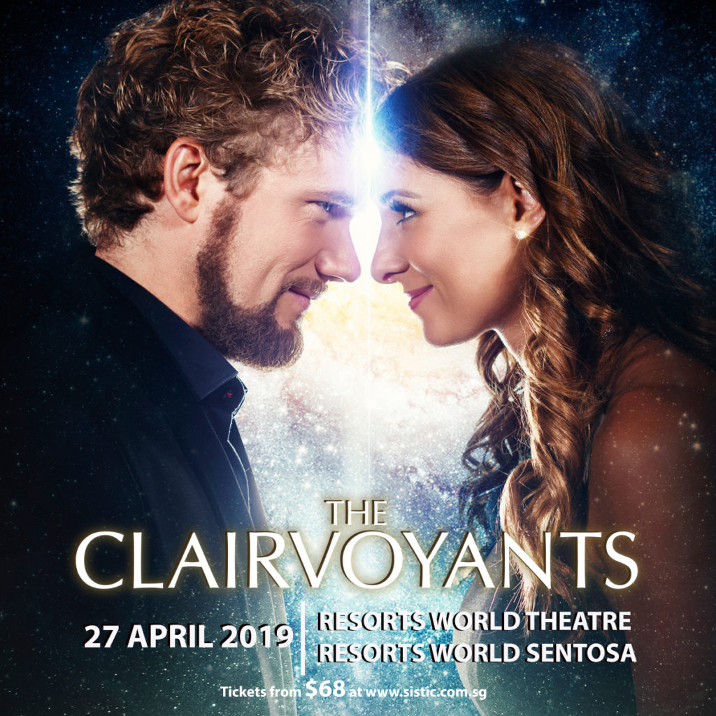 Clairvoyants - press image 1