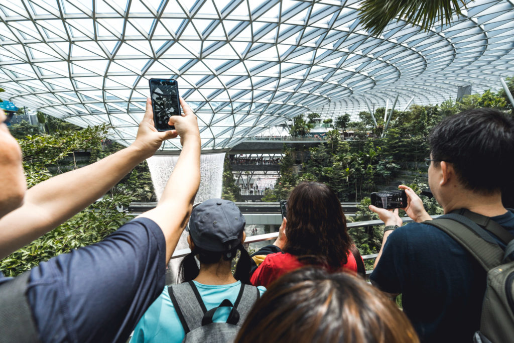 Jewel Changi - Forest Valley