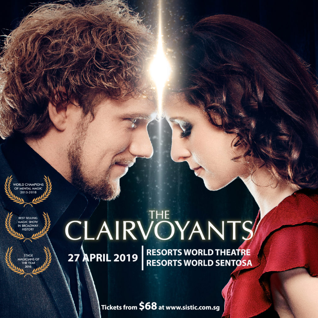 Clairvoyants - press image 3