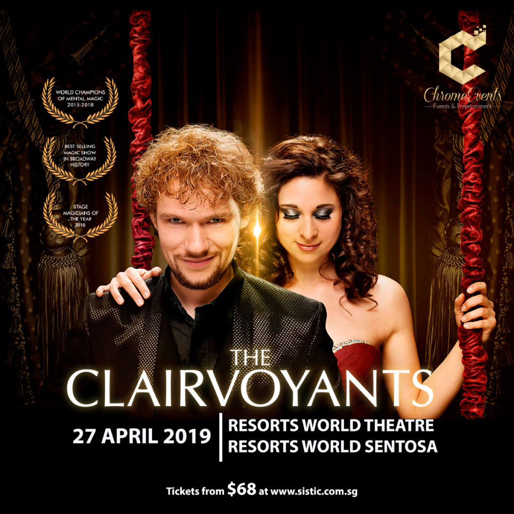 Clairvoyants - press image 2
