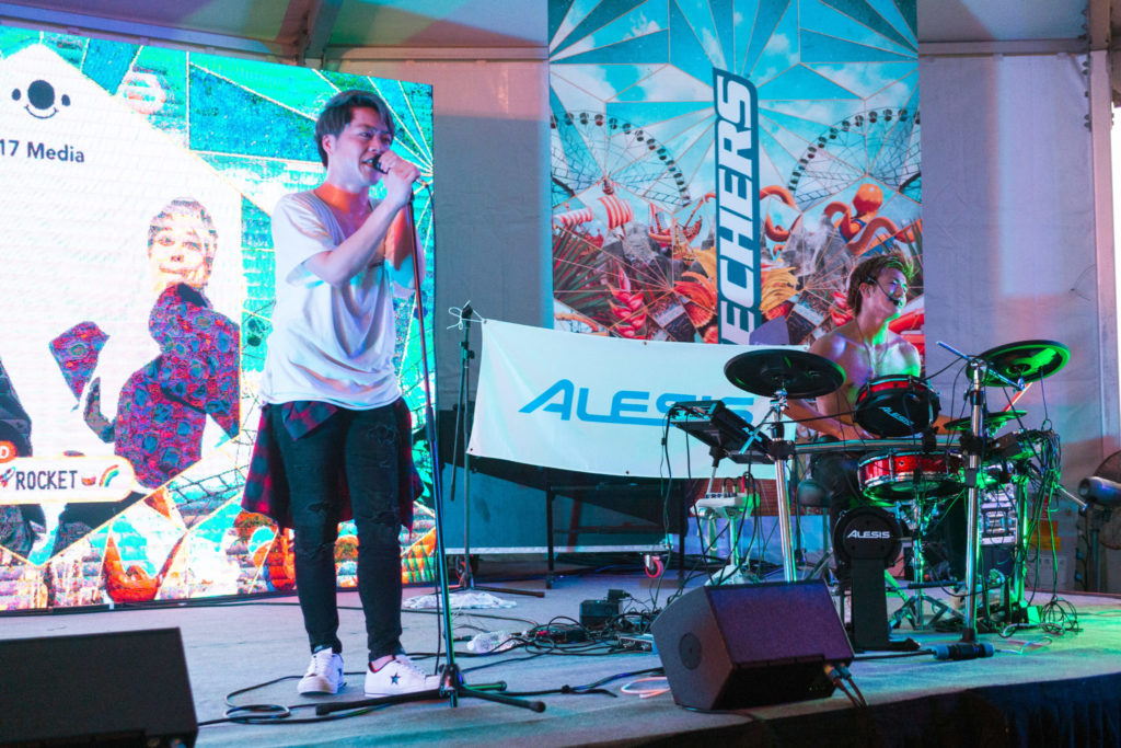 Skechers Sundown 2019: Sky Rocket's Set