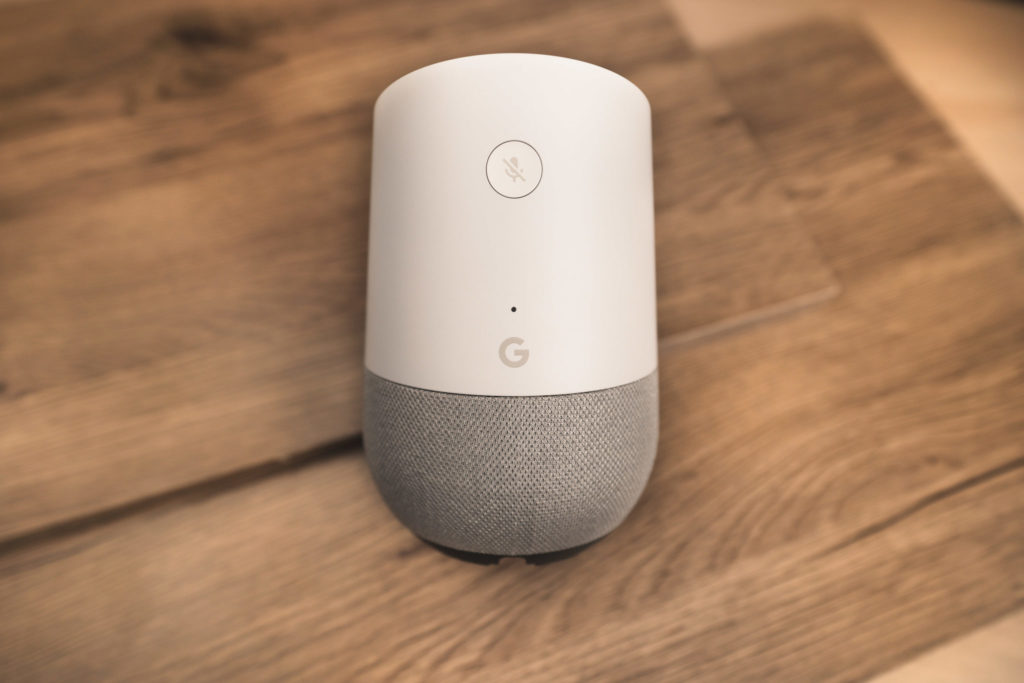 Google Home: Product Shot