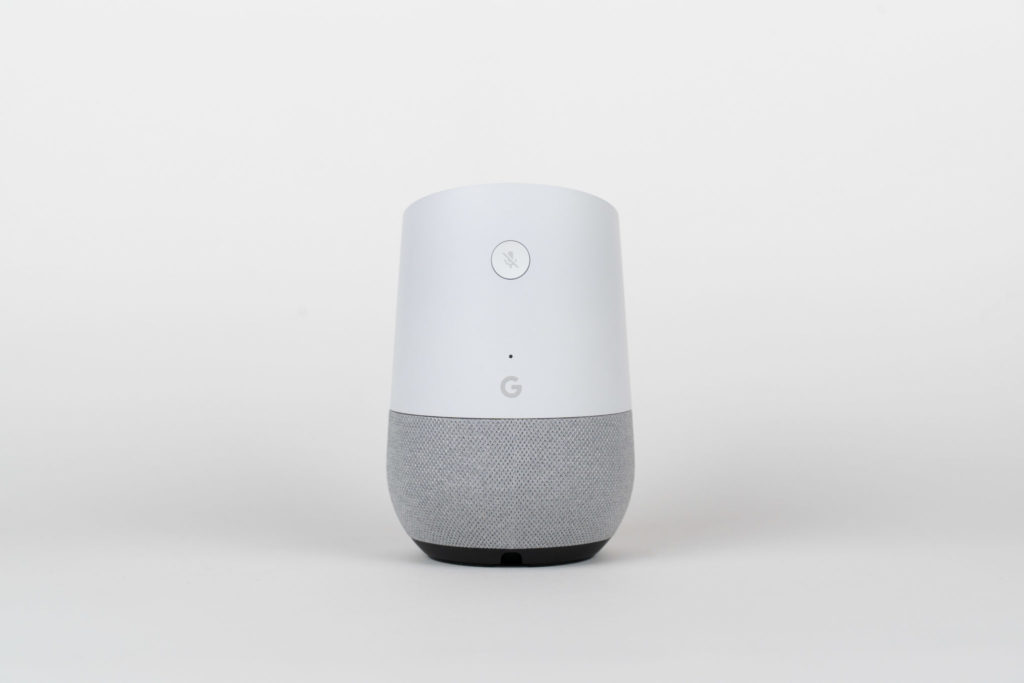 Google Home: Studio Shot