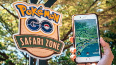 Pokemon Go: Safari Zone