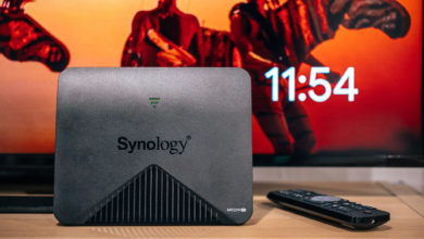 Synology Router Feature