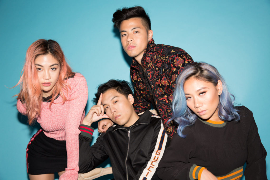 AIA Glow Festival: The Sam Willows