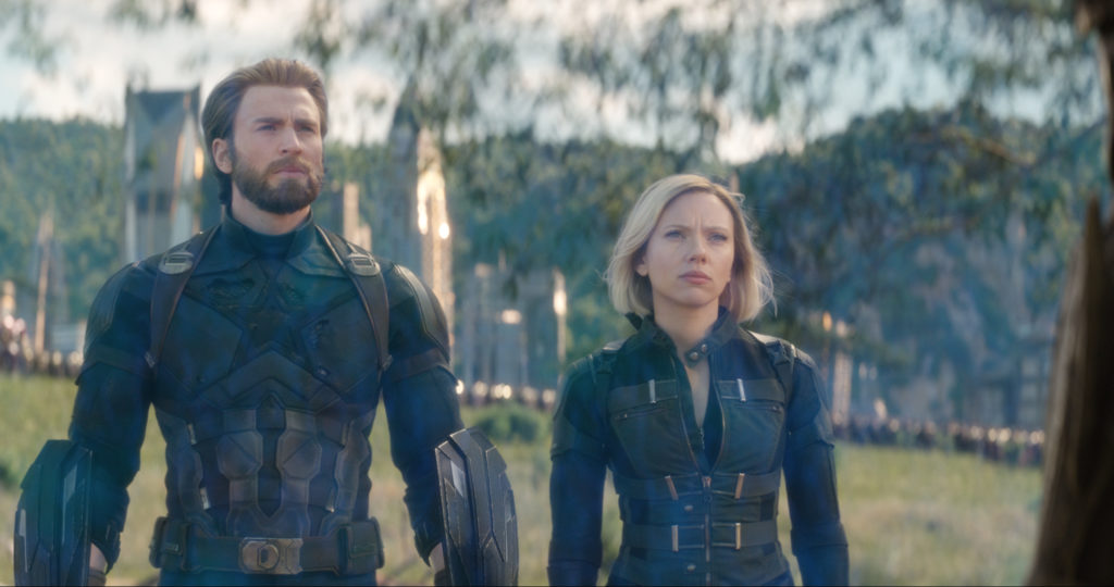 avengers endgame - black widow