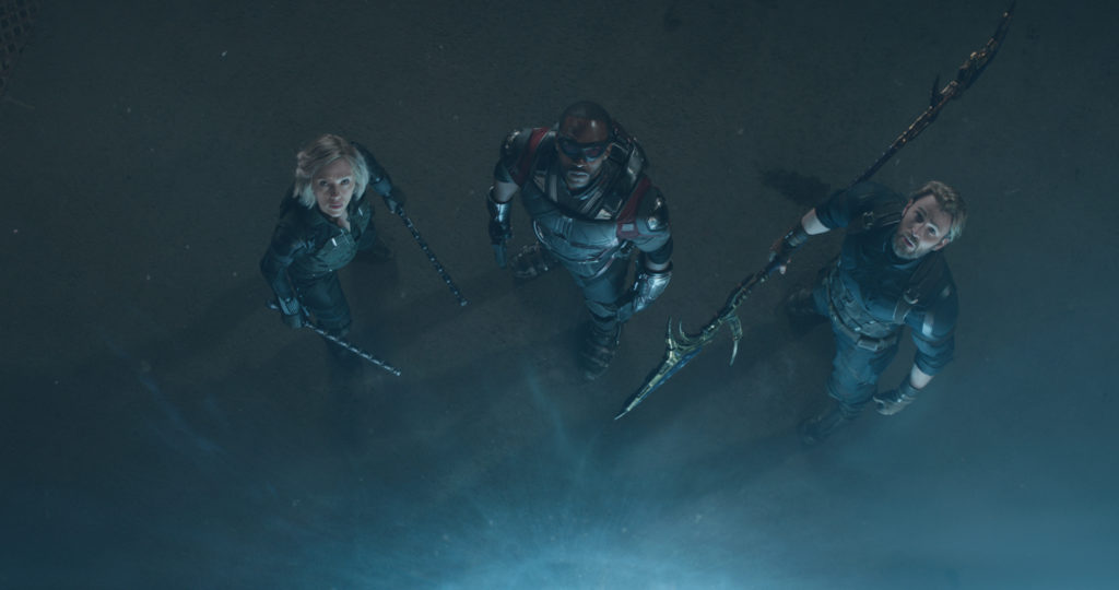 avengers endgame - movie still