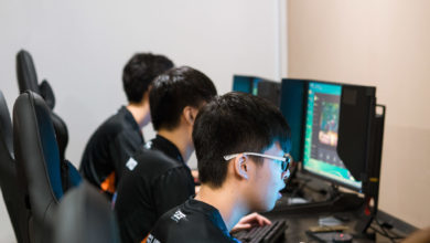 esports facility - feature pic