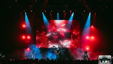 Nickelback review - feature pic