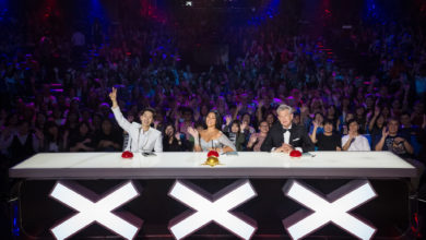 AGT judges interview - feature pic