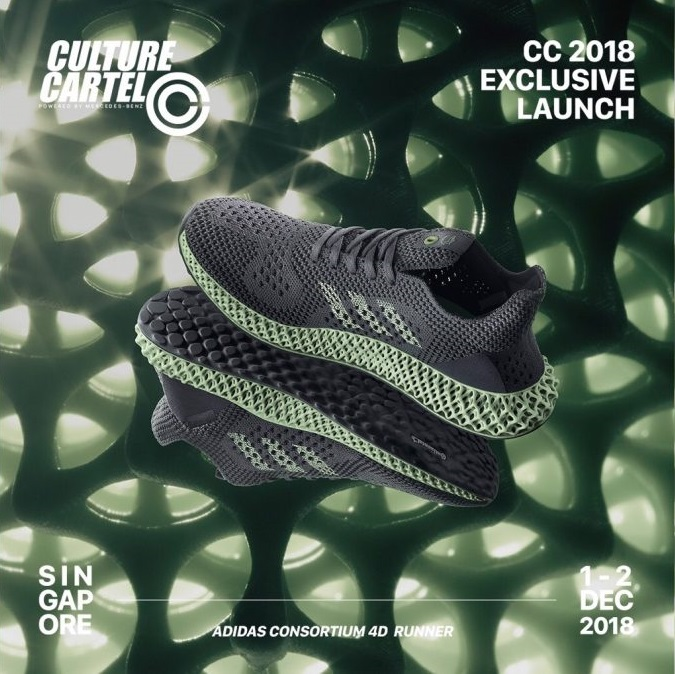 Culture Cartel 2018 - Adidas Runner 4D