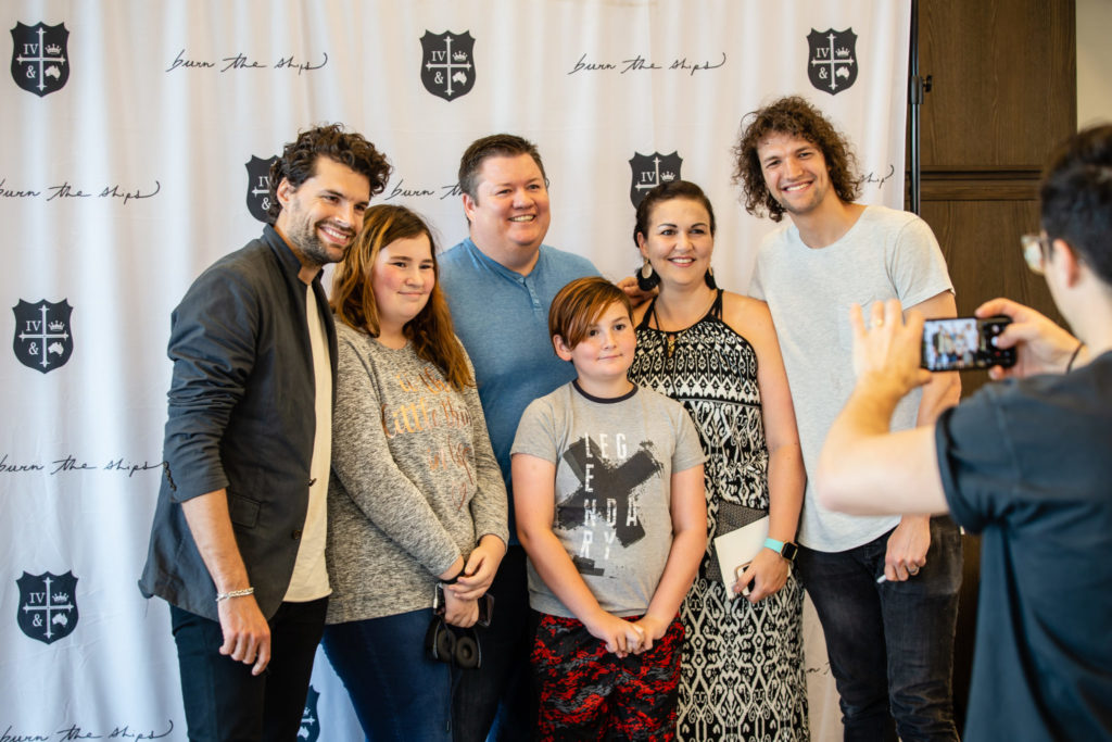 for KING & COUNTRY First Performance: Loved By Young And Old Alike