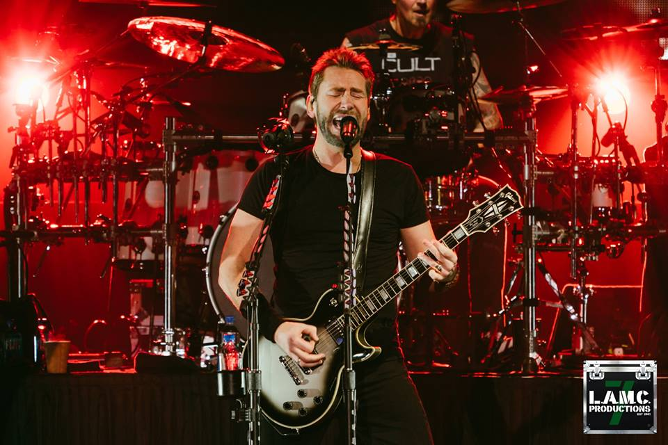 Nickelback review - chad