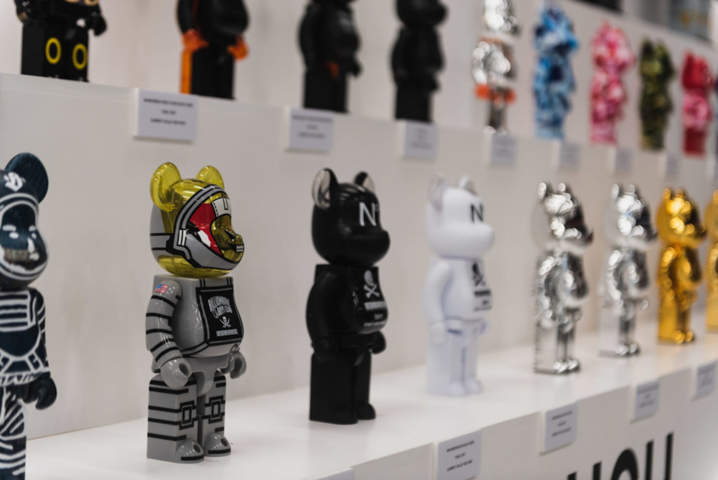 Culture Cartel 2018 - BE@RBRICKS_1