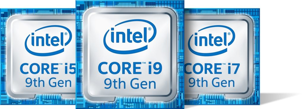 Intel 9th Gen pic 1