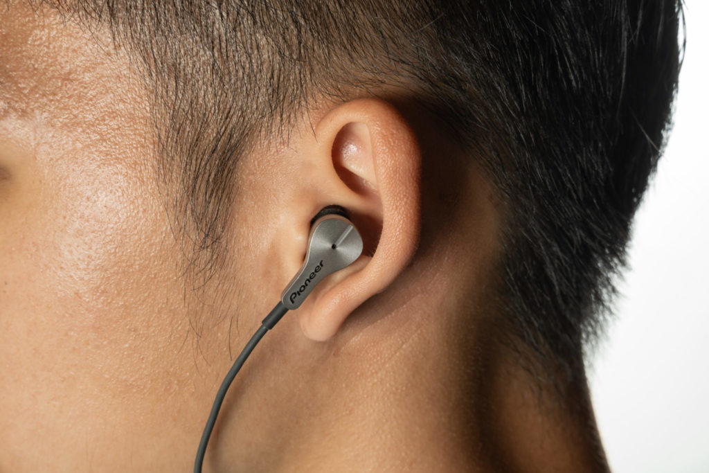Pioneer Rayz Plus - noise cancellation